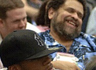 three men sharing a laugh